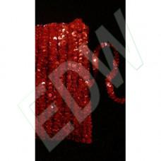 Flitterbortni hologramos 1 soros-piros 550 Ft/m